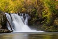 Abrams Falls Landscape, Great Smoky Mountains National Park Fine-Art Print