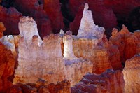 Hoodoos At Sunrise Point, Bryce Canyon National Park, Utah Fine-Art Print