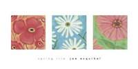 Spring Trio Fine-Art Print