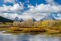 Grand Teton National Park Panorama, Wyoming Fine-Art Print
