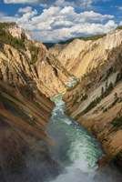 Yellowstone River, Wyoming Fine-Art Print