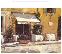 Café La Petite Fine-Art Print