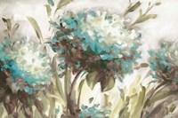 Hydrangea Field Neutral Fine-Art Print