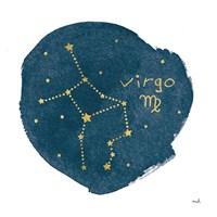 Horoscope Virgo Fine-Art Print