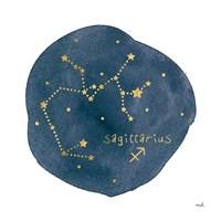Horoscope Sagittarius Fine-Art Print