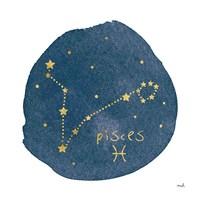 Horoscope Pisces Fine-Art Print