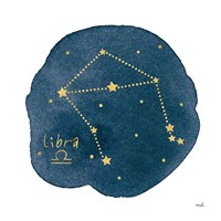 Horoscope Libra Fine-Art Print