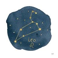 Horoscope Leo Fine-Art Print