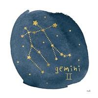 Horoscope Gemini Fine-Art Print