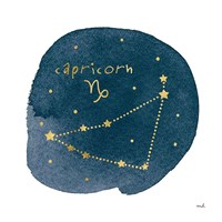 Horoscope Capricorn Fine-Art Print