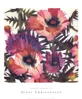 Summer Poppies III Fine-Art Print