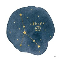 Horoscope Cancer Fine-Art Print