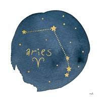 Horoscope Aries Fine-Art Print