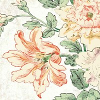 Cottage Roses VII Fine-Art Print