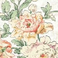 Cottage Roses VI Fine-Art Print