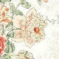Cottage Roses IV Fine-Art Print