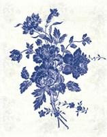 Toile Roses VIII Fine-Art Print