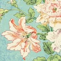 Cottage Roses VII Bright Fine-Art Print