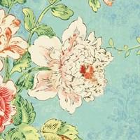 Cottage Roses IV Bright Fine-Art Print