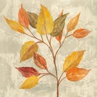 November Leaves II Fine-Art Print