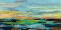 Delmar Sunset I Fine-Art Print