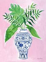 Elegant Chinoiserie I Fine-Art Print