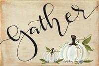 Gather Pumpkins Fine-Art Print
