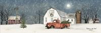 Winter on the Farm Fine-Art Print