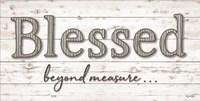 Blessed Beyond Measure Fine-Art Print