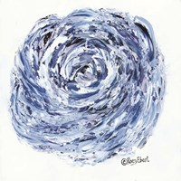 Blue Rose Fine-Art Print