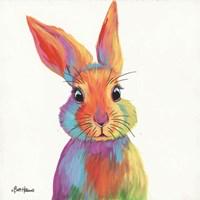 Cheery Bunny Fine-Art Print
