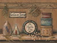 Treasures on the Shelf II Fine-Art Print