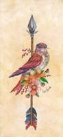 Botanical Arrow III Fine-Art Print