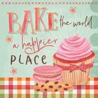 Bake the World a Happier Place Fine-Art Print