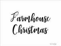 Farmhouse Christmas Fine-Art Print