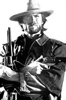 Clint Eastwood - Two Guns Wall Poster