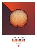 Basketball X-Ray Fine-Art Print