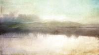 Soft Lake Landscape Fine-Art Print