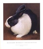 Blue Dutch Fine-Art Print