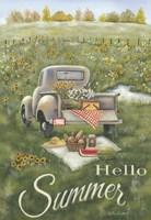Hello Summer Fine-Art Print
