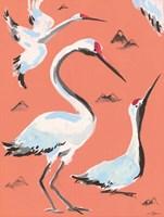 Storks I Fine-Art Print