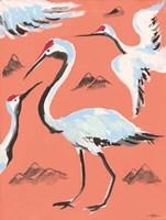 Storks II Fine-Art Print