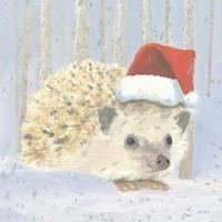 Christmas Critters Bright IX Fine-Art Print
