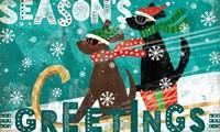Merry Making II Fine-Art Print