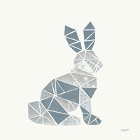Geometric Animal III Fine-Art Print