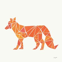 Geometric Animal II Fine-Art Print