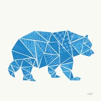 Geometric Animal I Fine-Art Print