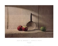 Apple Trio Fine-Art Print
