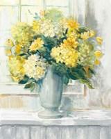 Endless Summer Bouquet II Yellow Fine-Art Print