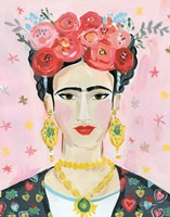 Homage to Frida Fine-Art Print